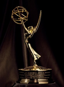 The Emmy awards are Aug. 25. Photo by Bill Ingalls/NASA