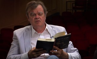 Garrison Keillor reading
