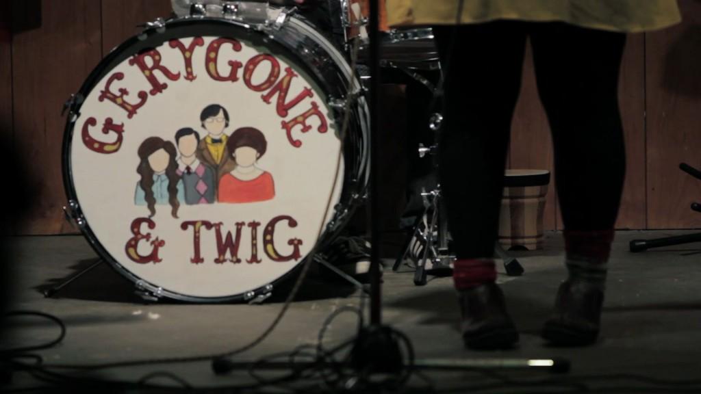 Gerygone & Twig