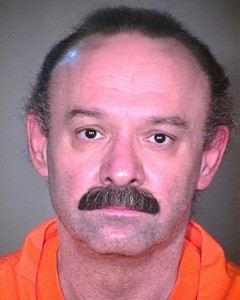 Arizona inmate Joseph R. Wood, whose drawn-out execution lasted for an hour and 57 minutes. Photo courtesy of Arizona Department of Corrections