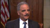 A White House official has announced that Attorney General Eric Holder will resign Thursday. Video still by PBS NewsHour