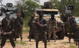 A rise in violence from terrorism groups like Boko Haram in Nigeria, above, and the Islamic State group militants, have contributed to a 35 percent spike in terror attacks between 2013 and 2014, according to new statistics released by the State Department.