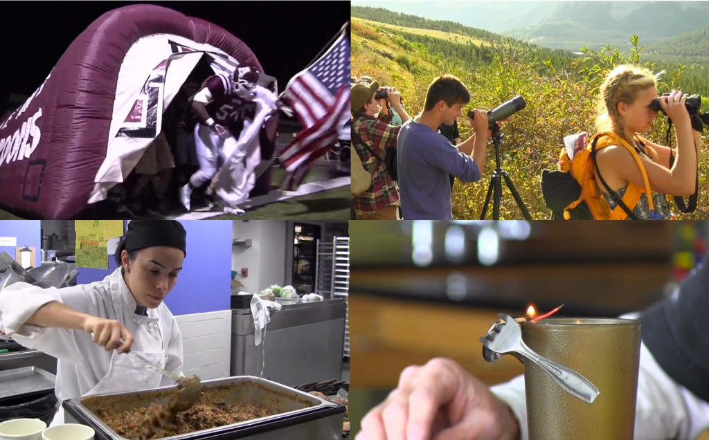 PBS NewsHour's Student Reporting Labs looked for science in their communities. From climate change and unreported concussions to physics magic shows and cafeteria nutrition science, these are their stories.