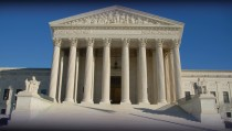 The Supreme Court begins a new term on Monday, Oct. 6. Among the cases justices will hear is one on redistricting in Alabama. Credit: Getty Images.