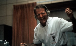 Williams played the role of radio DJ Adrian Cronauer in 1987's 'Good Morning, Vietnam.'