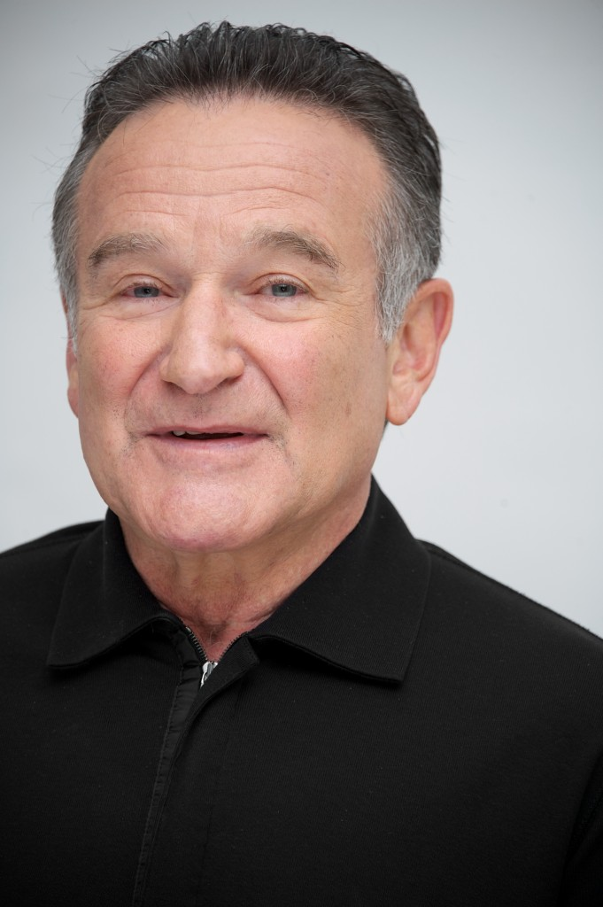 "Comedian and actor Robin Williams at ""The Crazy Ones"" press conference in Beverly Hills, Calif. on Oct. 8, 2013. Photo by Vera Anderson/WireImage"