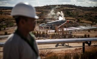 MADAGASCAR-ECONOLMY-OIL