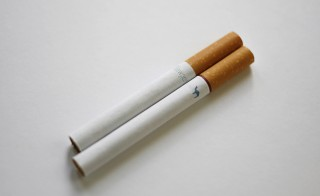 File photo of cigarettes by Luke Sharrett/Bloomberg via Getty Images