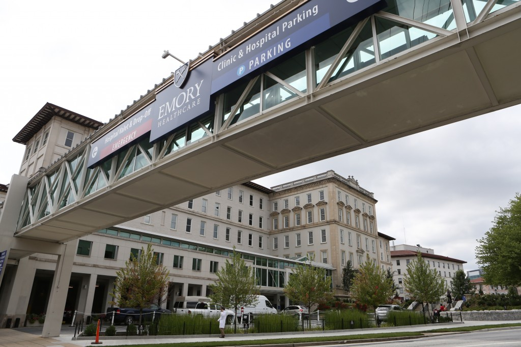 Emory Hospital To Receive American Ebola Patients From Liberia