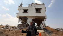 Palestinians relieving war wounds during 72-hour ceasefire
