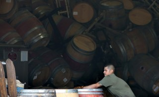 Napa, California Area Cleans Up After 6.0 Quake