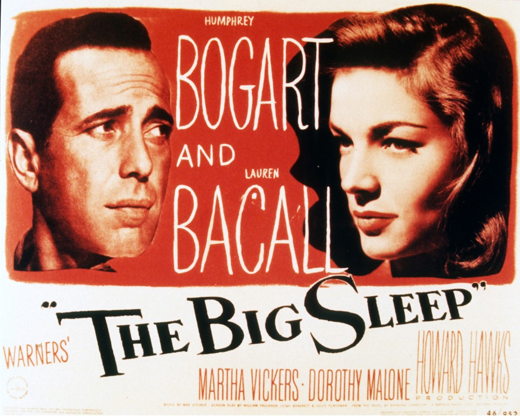 """The Big Sleep"" (1946). Courtesy Photofest"