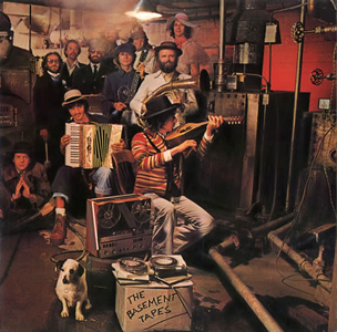 "The ""Basement Tapes"" was first released in 1975. Image courtesy of Columbia."