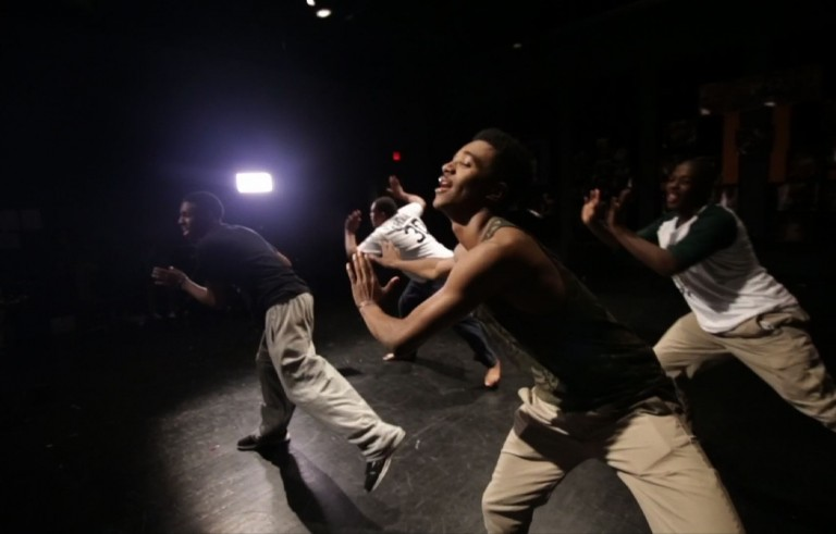Detroit students turn fire into a musical