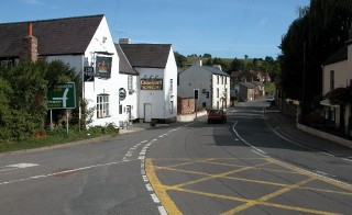 The Crown Inn's pub in Herefordshire, England was raided this week after police received a tip that a missing cup that some believe to be the Holy Grail was seen there. 24 September 2005 Philip Halling