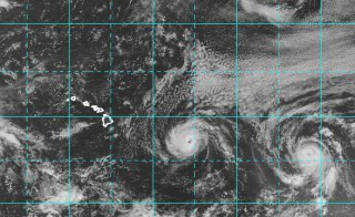 hurricane Hawaii