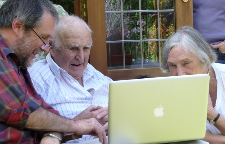 Older people should be encouraged to learn to code and found their own start-ups, even if that's in a nursing home. Photo by Flickr user JodyDigger.