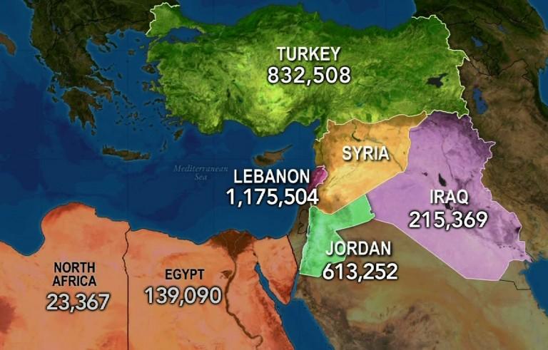 syrianrefugeesmap
