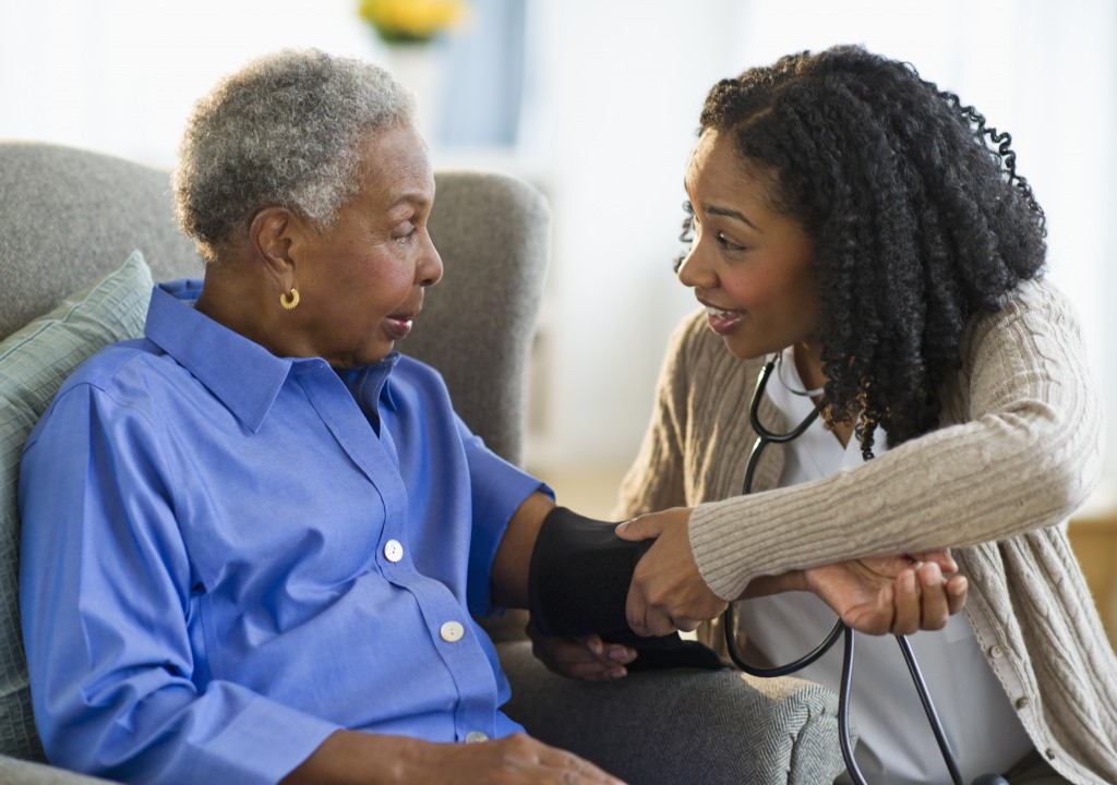 It's important to have a serious conversation about finances and the levels of care required for any planned long term care living situation. Photo by Getty Images