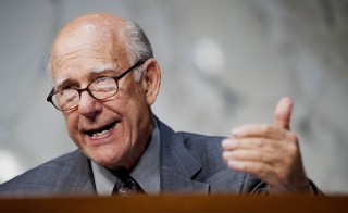 Sen. Pat Roberts, R-Kan. Photo by Pete Marovich/Bloomberg via Getty Images