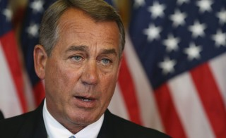 House Speaker John Boehner, R-Ohio. Photo by Mark Wilson/Getty Images