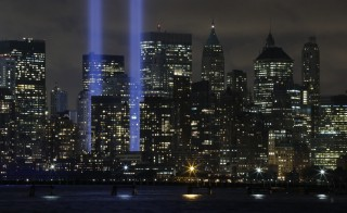 Nation Prepares To Mark 13th Anniversary Of September 11th Attacks