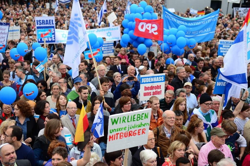GERMANY-RELIGION-POLITICS-JEWS