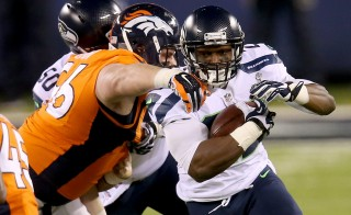 Super Bowl XLVIII Seattle Seahawks v Denver Broncos