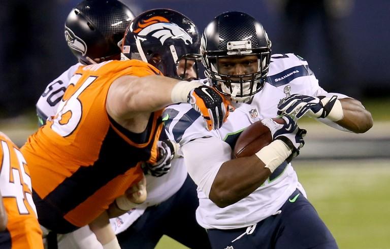 Super Bowl XLVIII Seattle Seahawks v Denver Broncos
