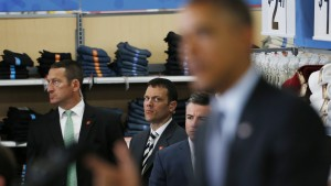 President Obama Speaks On Energy Efficiency At Mountain View Walmart