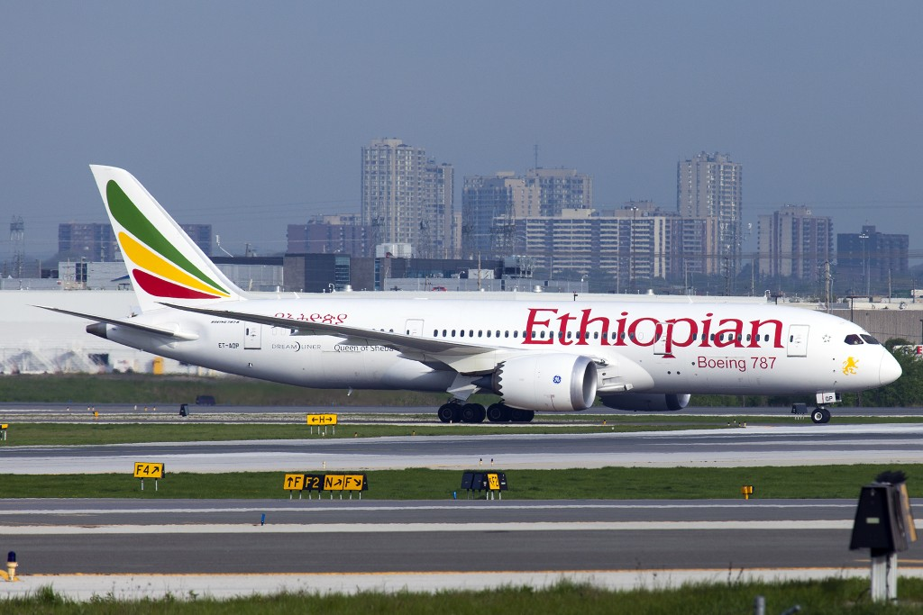 In just one of its deals backing Boeing's exports, the Export-Import Bank has supported the export of Boeing 787s to Ethiopian Airlines. Photo by Flickr user Patcard