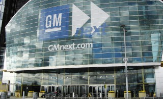 General Motors headquarters in Detroit. Photo by Flickr user  harry_nl.