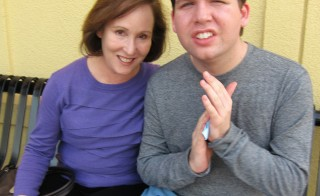 Renée Gordon and her son, Alex, 22, who has autism. Photo courtesy of the Gordon family