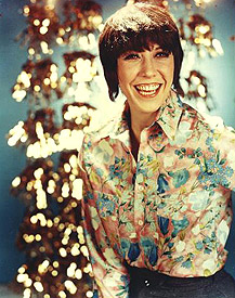 "Publicity shot for Lily Tomlin's 1970 ""Laugh-In"" appearance. Photo via Wikimedia Commons/NBC Television"