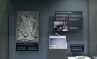 The new exhibit is on display at the 9/11 Memorial Museum in New York City. Credit: Courtesy of 9/11 Memorial Museum