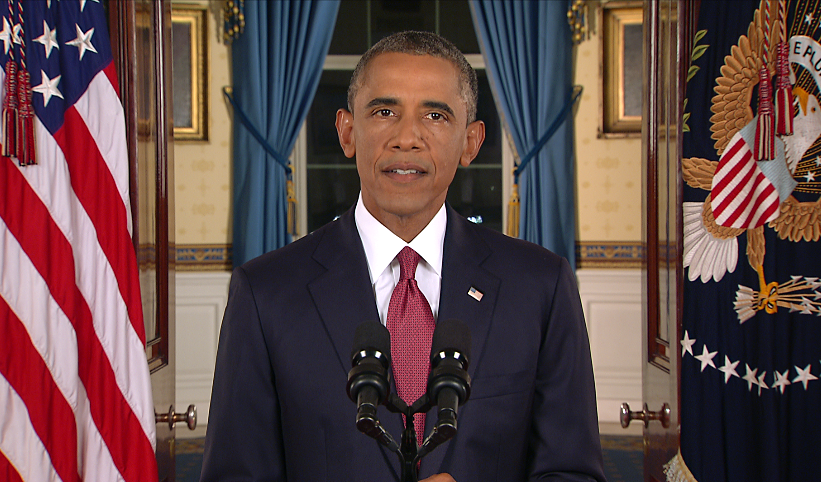 Obama Iraq speech
