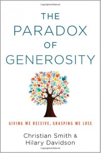 Paradox of Generosity