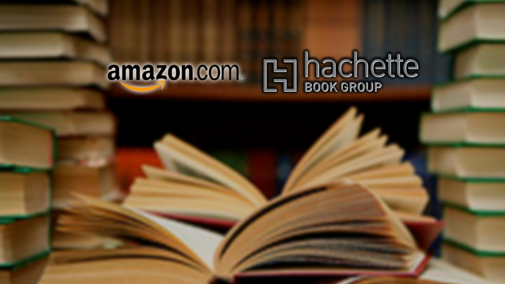 Amazon and Hachette Book Group ended months of publishing dispute by agreeing on a multi-year deal on Thursday, Nov. 13, 2014.
