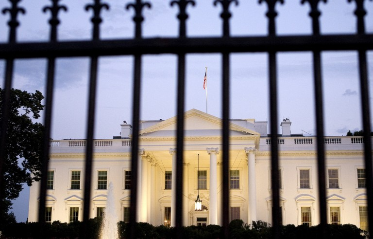 The intruder who hopped the White  House fence and  ran through the front door of the executive mansion made it further than was previously known.