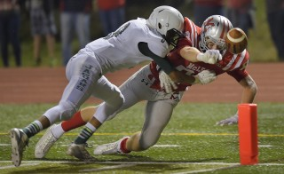Falls Church plays McLean in football