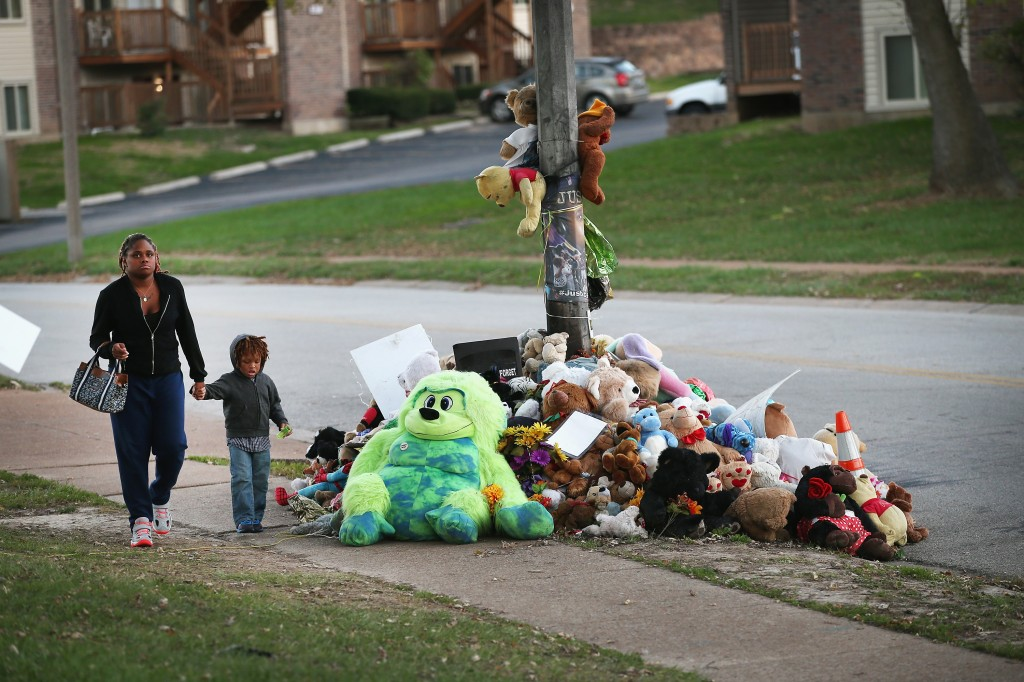 Report on Shooting of Michael Brown
