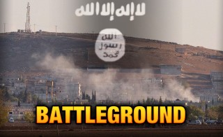 BATTLEGROUND  isis islamic state fighting monitor
