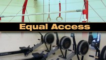 EQUAL ACCESS autism student gym autmonitor