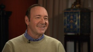 Kevin Spacey on Frank Underwood