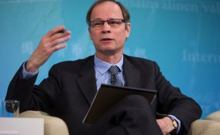 French economist Jean Tirole won the Nobel Prize in economics Monday for his work on markets and regulation. Photo by Flickr user International Monetary Fund.
