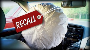 RECALL  monitor  air bag