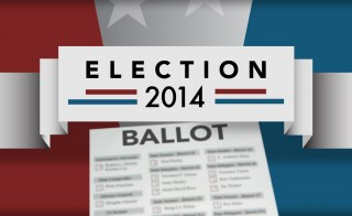 Election 2014 ballot monitor
