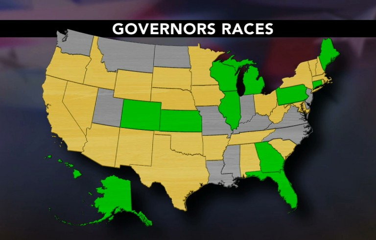 governorsraces