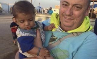 Photo of Alan Henning/handout from the family