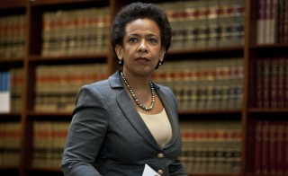 Photo of Loretta Lynch  by Ramin Talaie/Getty Images